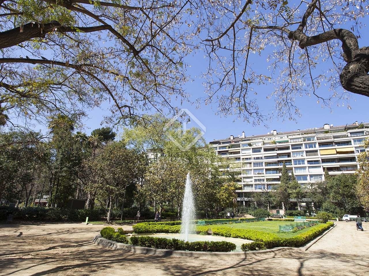 450 m apartment for rent in tur park barcelona - Zona alta barcelona ...