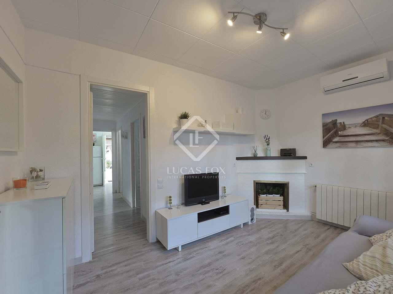 Casa de 75 m en alquiler en castelldefels barcelona for Alquiler casa jardin barcelona