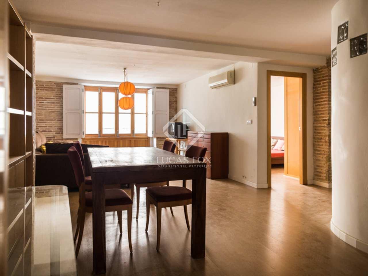 Apartamento de 2 dormitorios en alquiler en valencia - Pisos en el carmen valencia ...