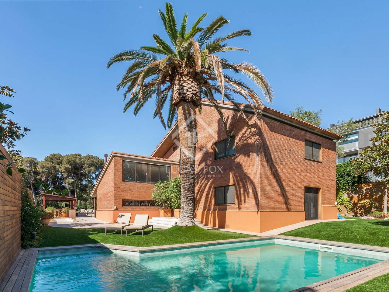 Beautiful property for sale in pedralbes barcelona - Zona alta barcelona ...