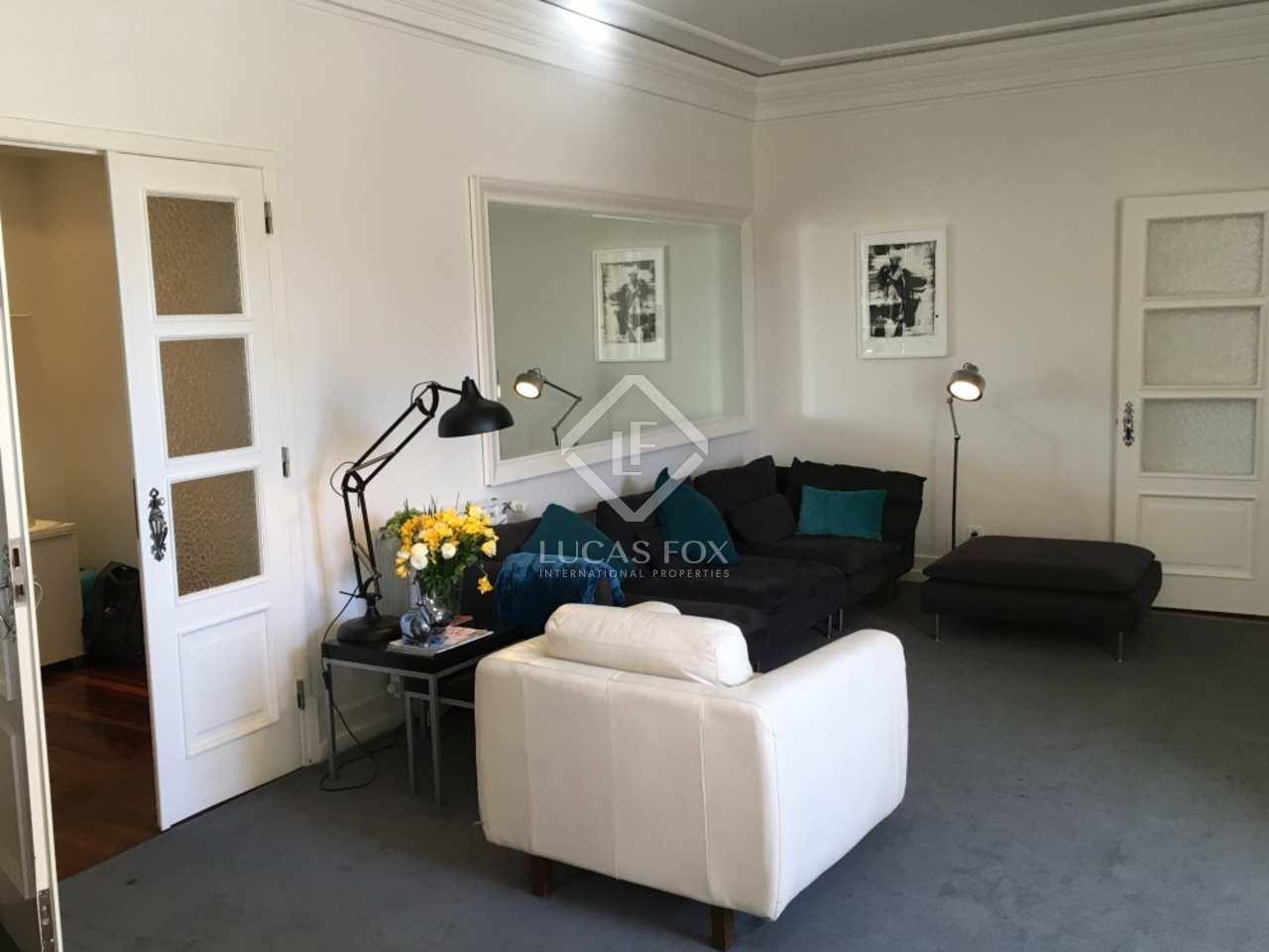 350m wohnung zum verkauf in lissabon stadt portugal. Black Bedroom Furniture Sets. Home Design Ideas
