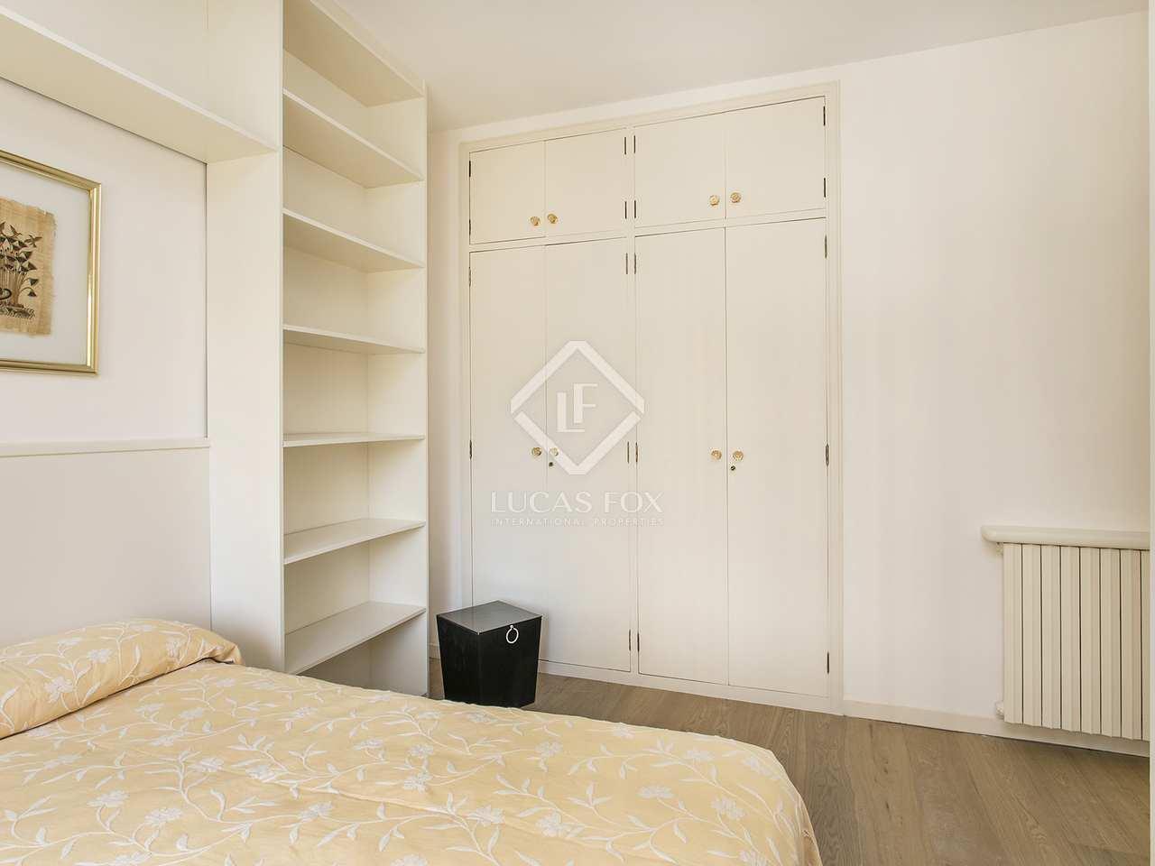 Apartamento de 170 m en alquiler en les corts barcelona for Alquiler de dormitorios