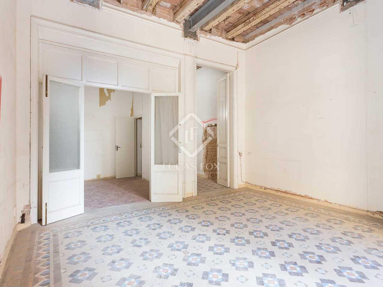 Appartement de 140m a vendre sarri barcelone for Appartement avec piscine barcelone