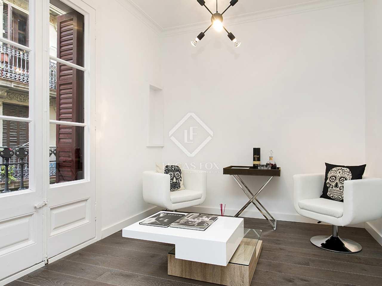 Appartement de 64m a vendre barceloneta barcelone - Acheter appartement a barcelone ...