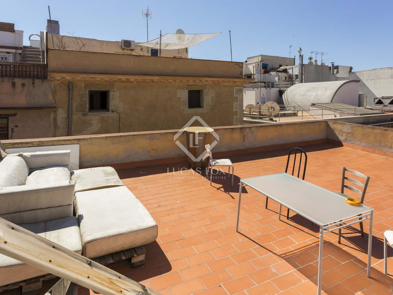 Appartement de 72m a vendre g tico barcelone for Appartement piscine barcelone
