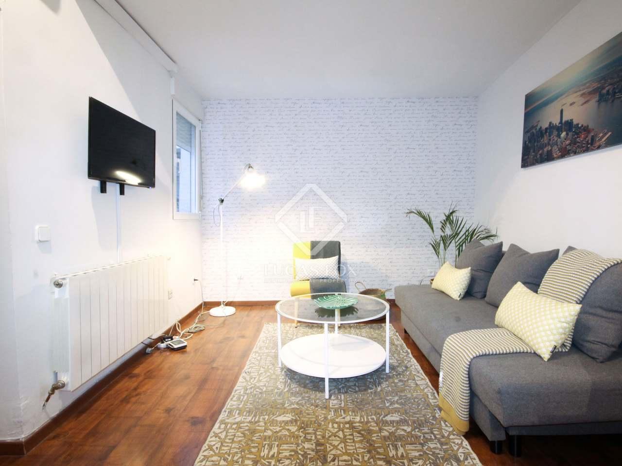 60m² apartment for rent in Huertas-Cortes, Madrid