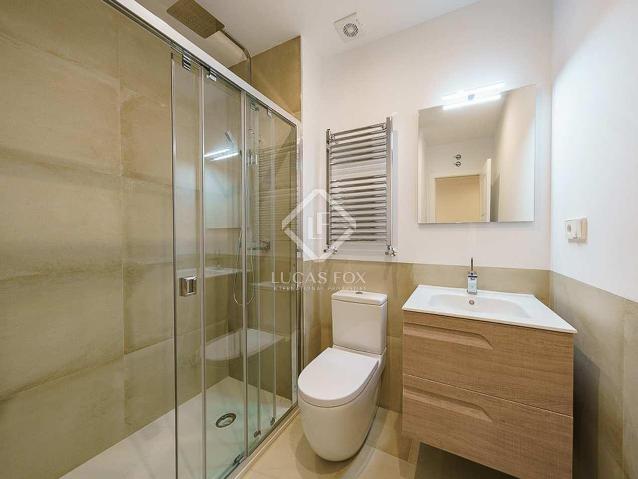 263m wohnung zum verkauf in goya madrid. Black Bedroom Furniture Sets. Home Design Ideas