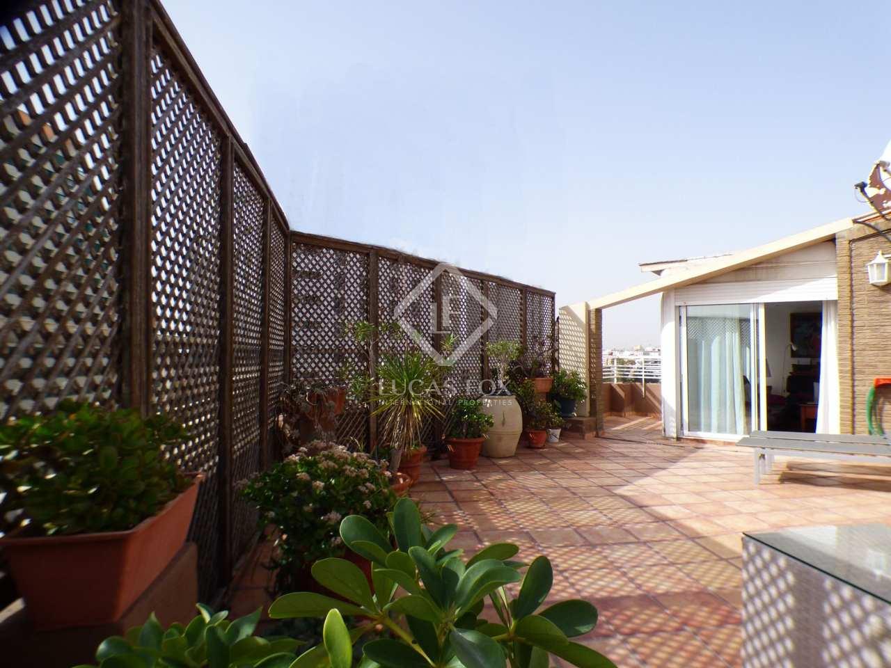 Tico con terraza en venta en ciudad de las ciencias for Terrazas 1280 a