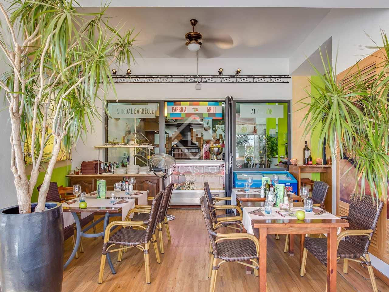Restaurante en venta en el puerto deportivo de santa eulalia - Restaurantes en el puerto de ibiza ...