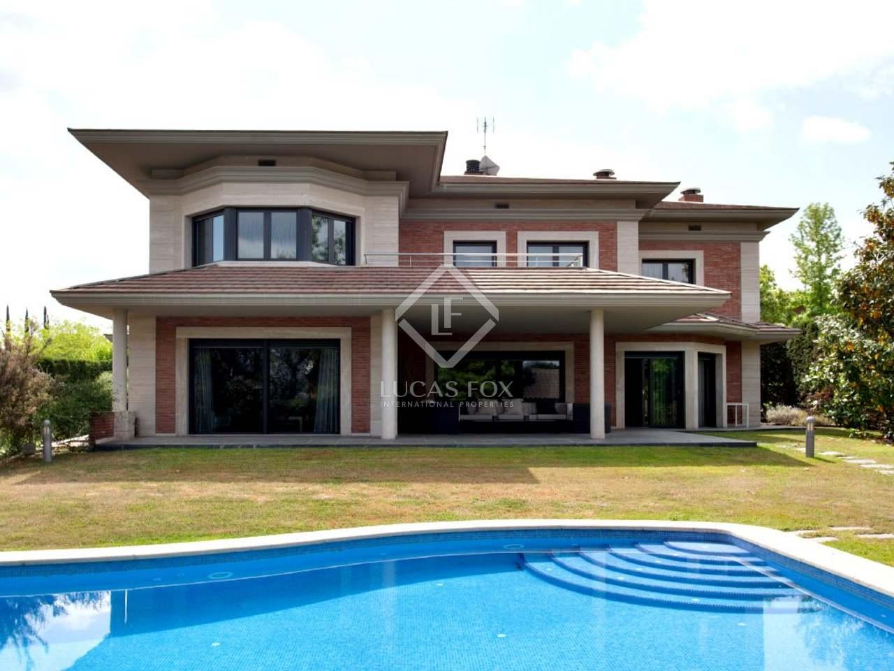 Casa de lujo en venta en valldoreix a un paso de barcelona - Casas en valldoreix ...