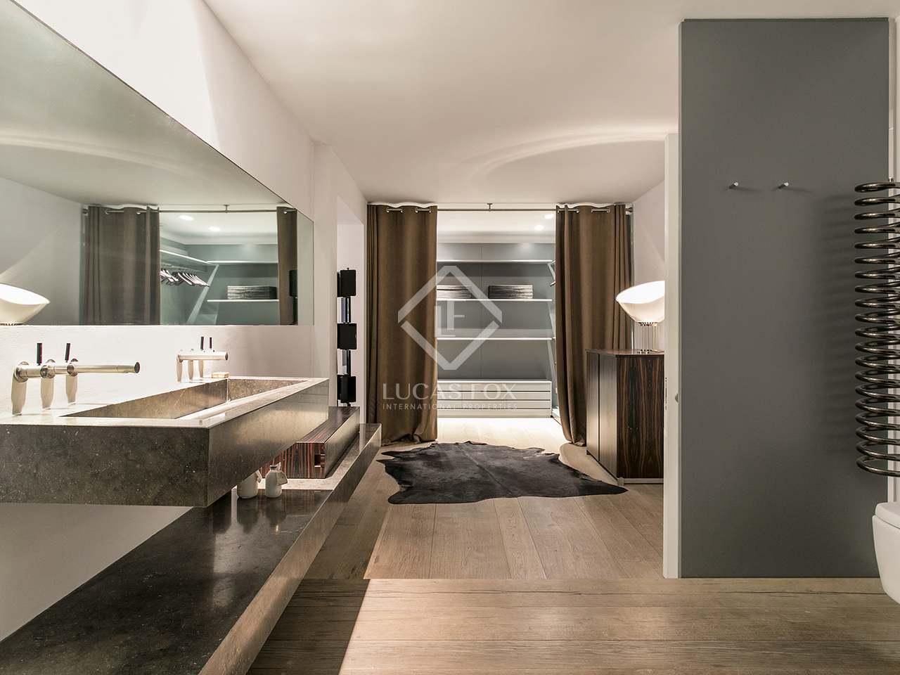 Appartement de 450m a louer tur park barcelone for Appartement a louer a barcelone avec piscine