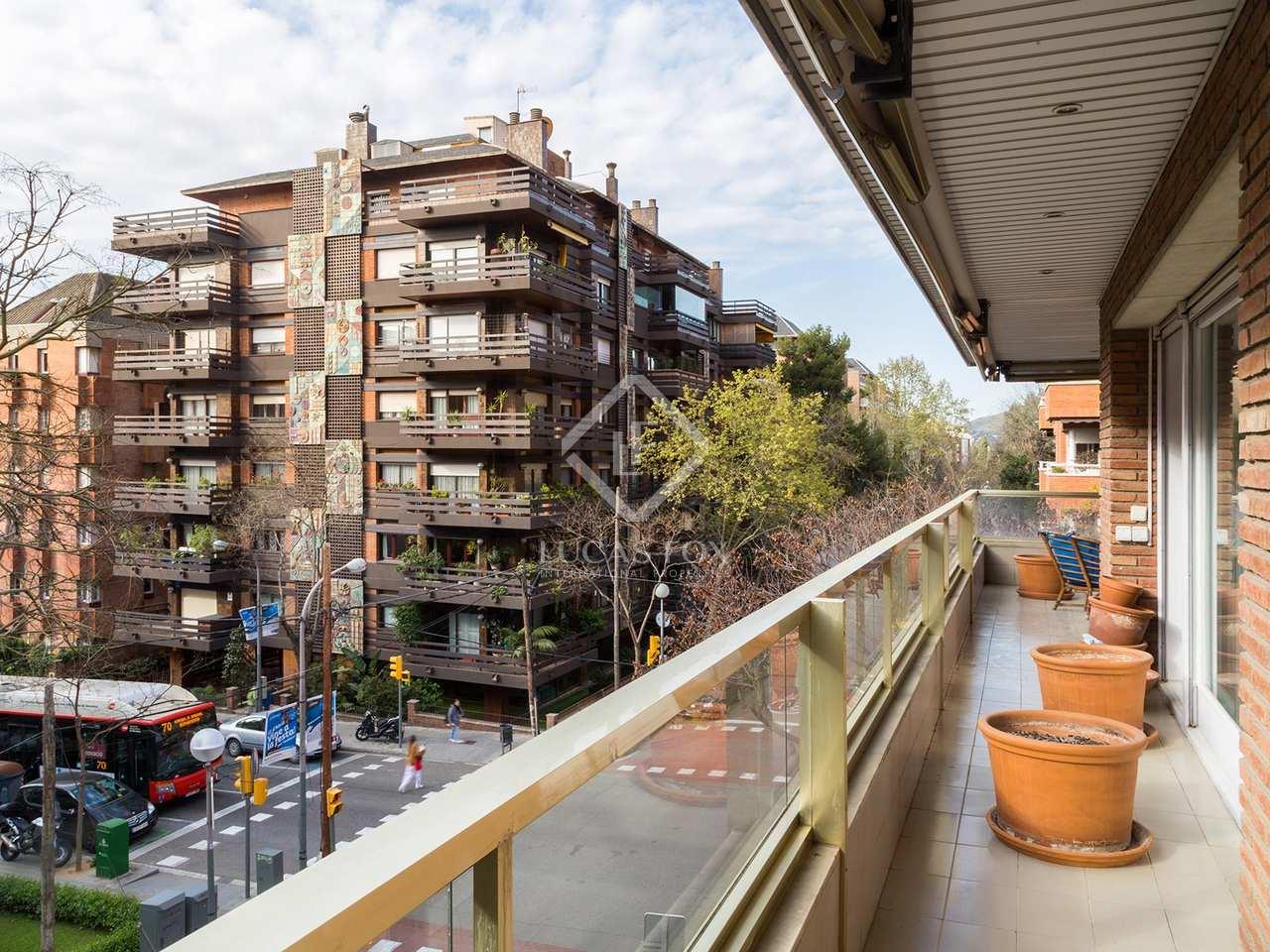 Apartamento de 5 dormitorios en venta en la bonanova - Zona alta barcelona ...