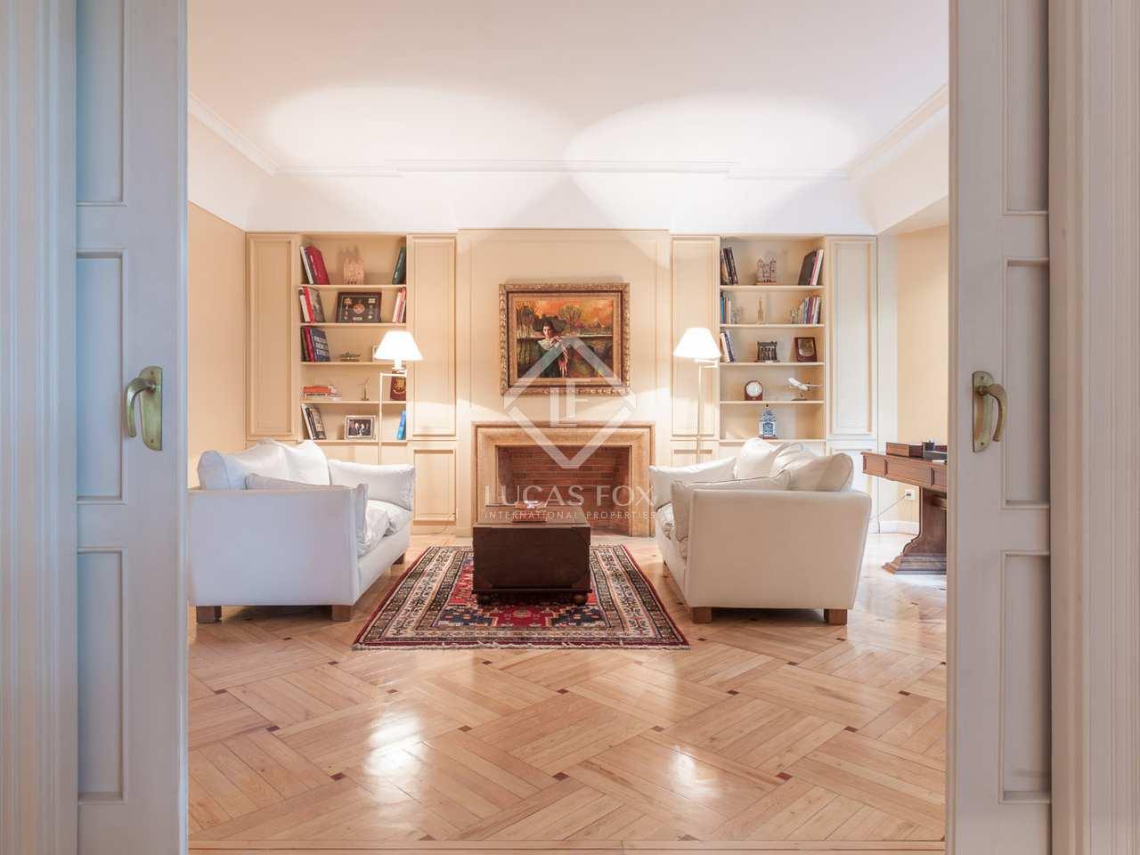 Apartamento de 440 m en venta en arguelles madrid for Pisos en arguelles madrid