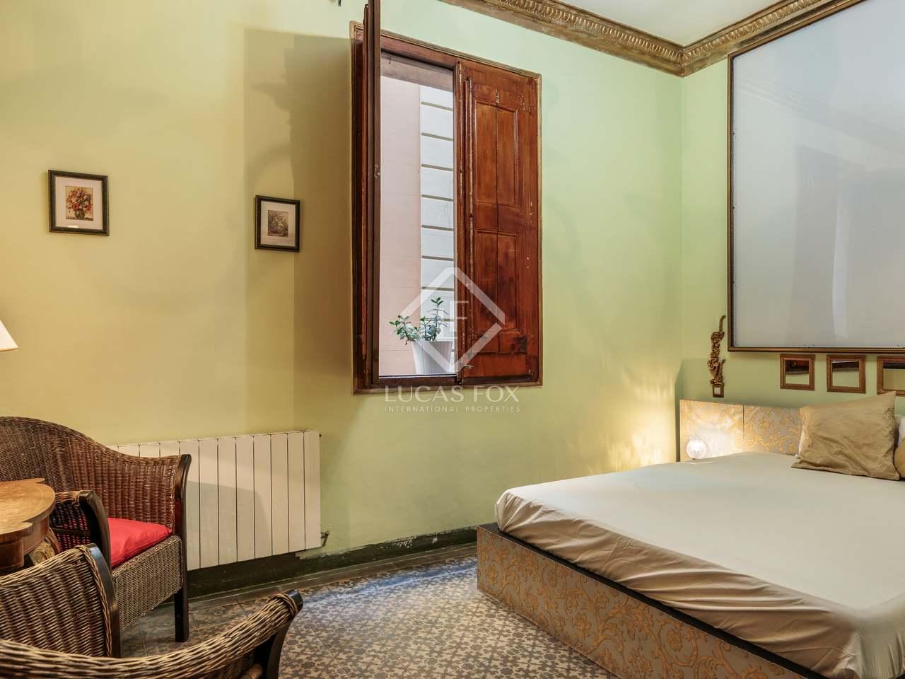 Appartement de 179m a vendre g tico barcelone for Chambre fabulous w barcelone