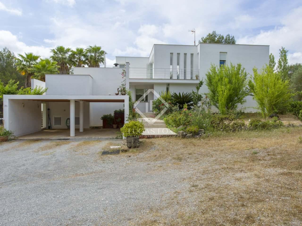 303m haus villa zum verkauf in santa eulalia ibiza. Black Bedroom Furniture Sets. Home Design Ideas