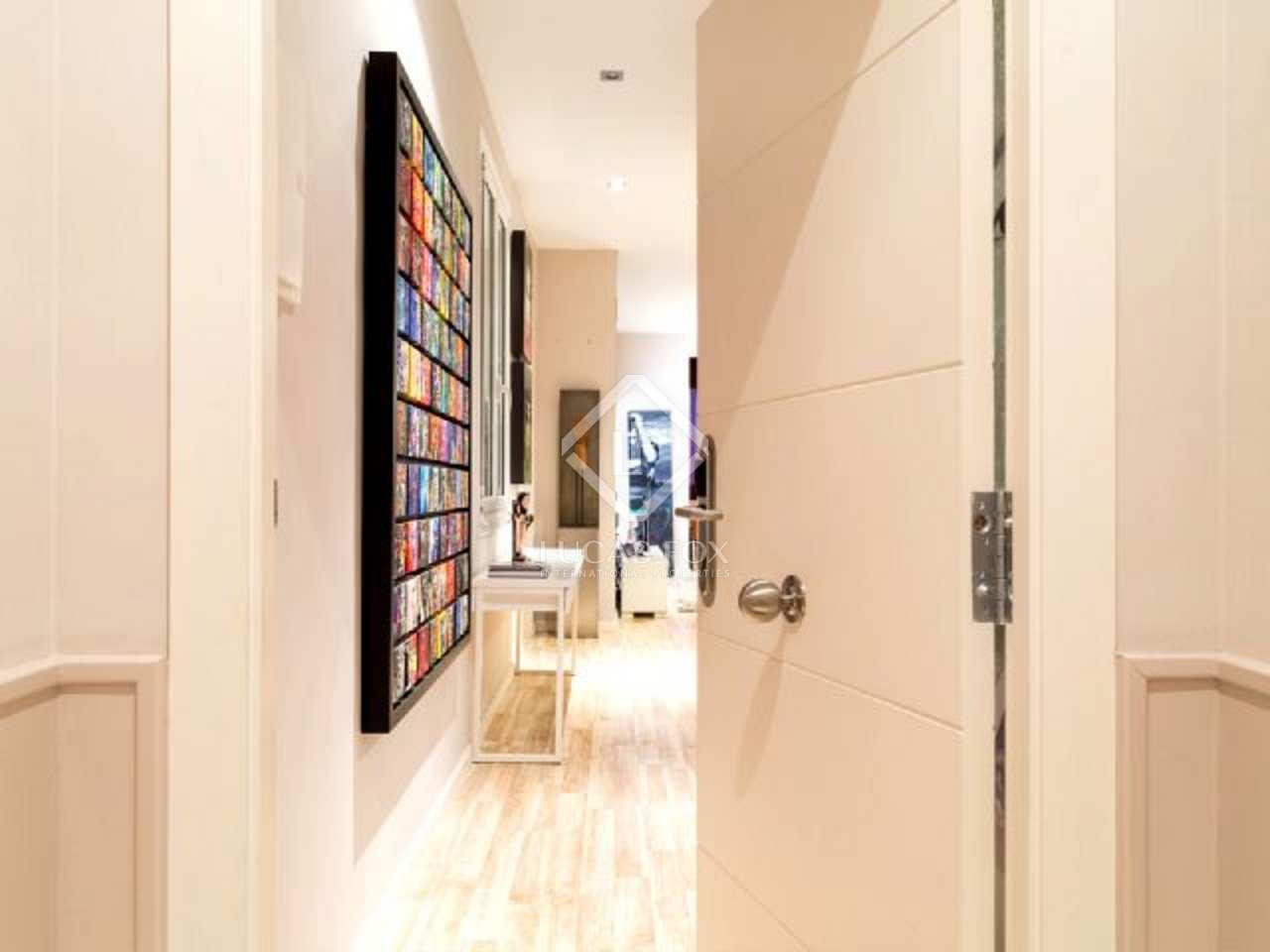 Apartamento con licencia tur stica en venta en el for Licencia apartamento turistico madrid