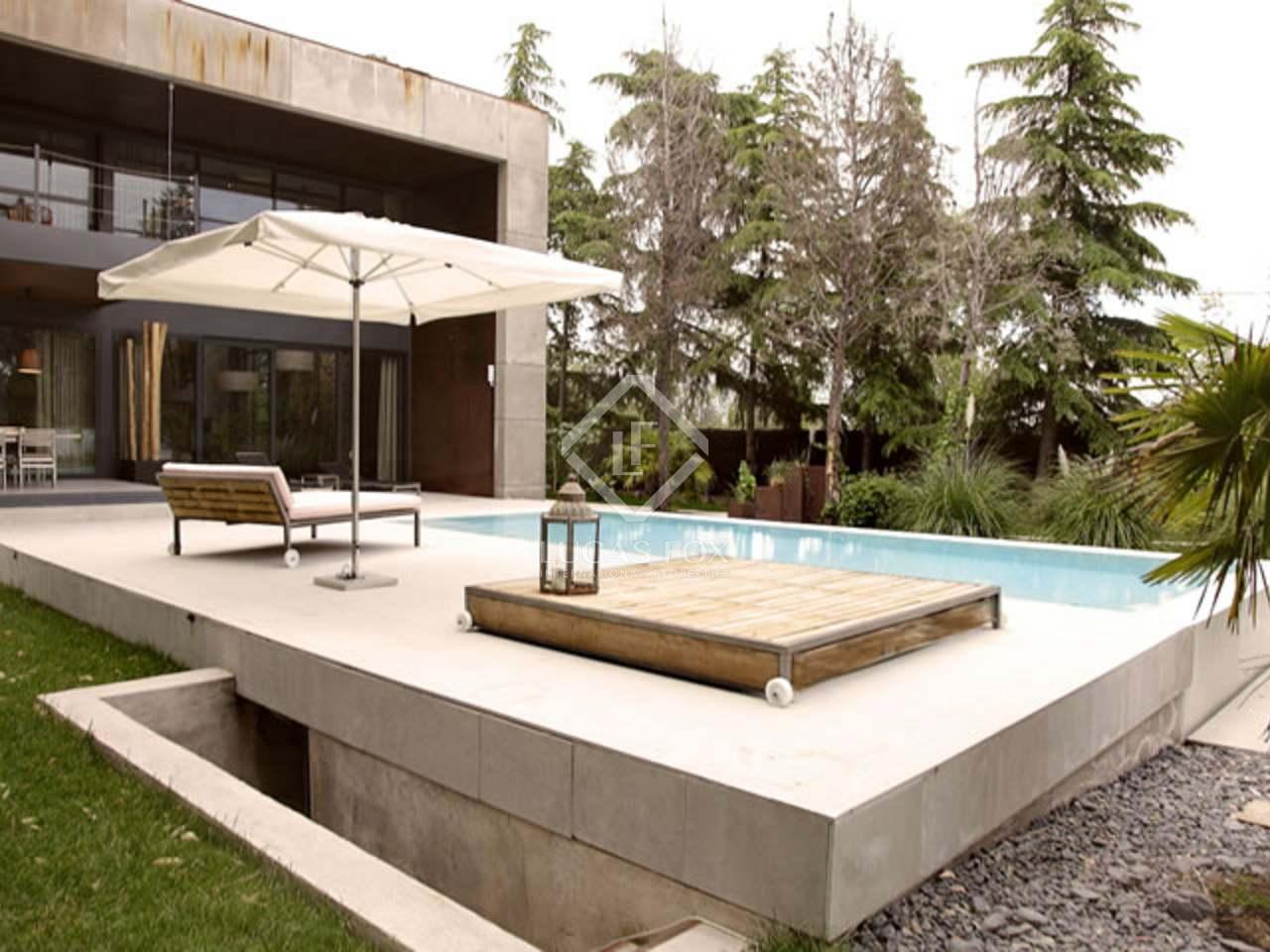 Casa de lujo en alquiler en valdemar n madrid - Apartamentos de alquiler en madrid ...