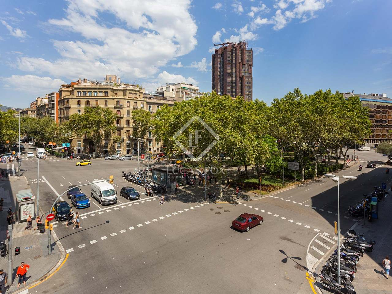 Appartement de 172m a vendre g tico barcelone for Appartement barcelone piscine