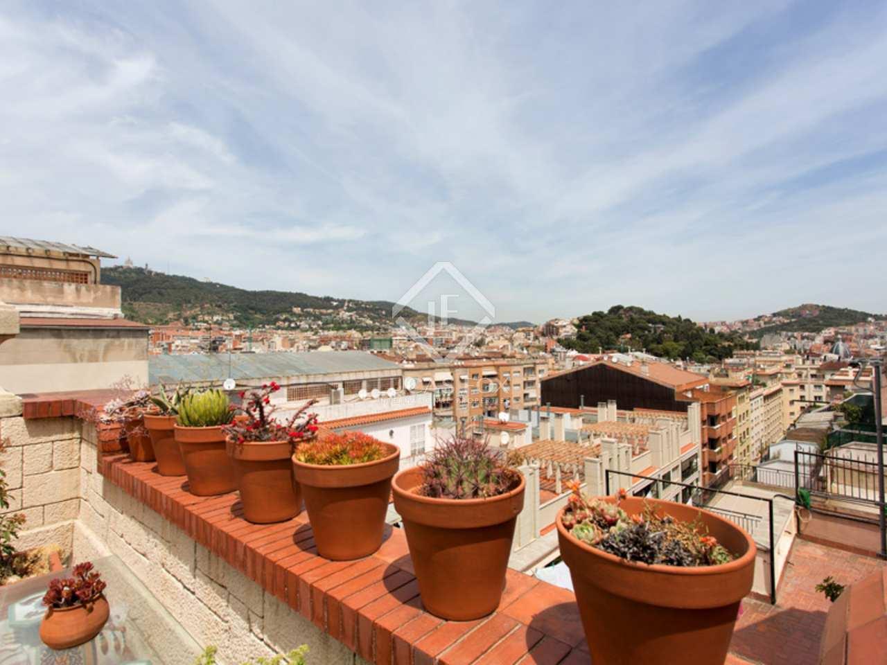 Fantastic duplex for sale to renovate barcelona zona alta - Zona alta barcelona ...