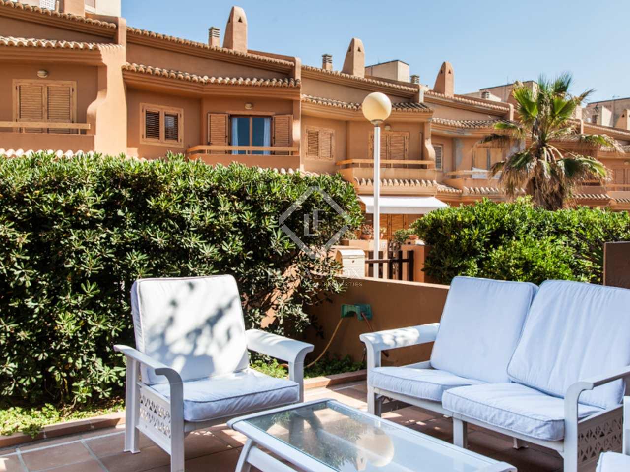 Villa en venta en el perellonet en valencia for Villas valencia
