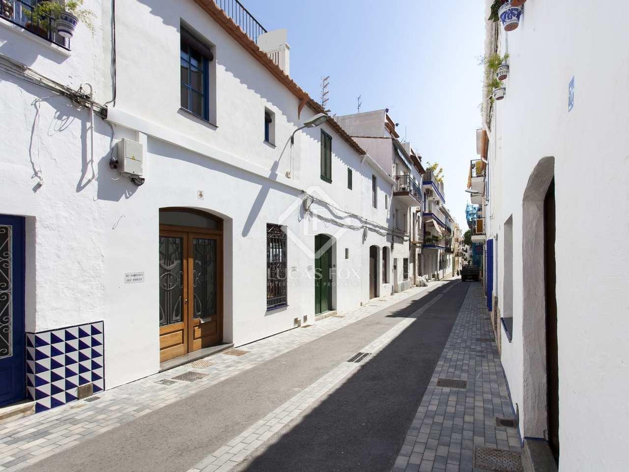 Tico d plex de 163m con terrazas en venta en sitges - Atico en sitges ...