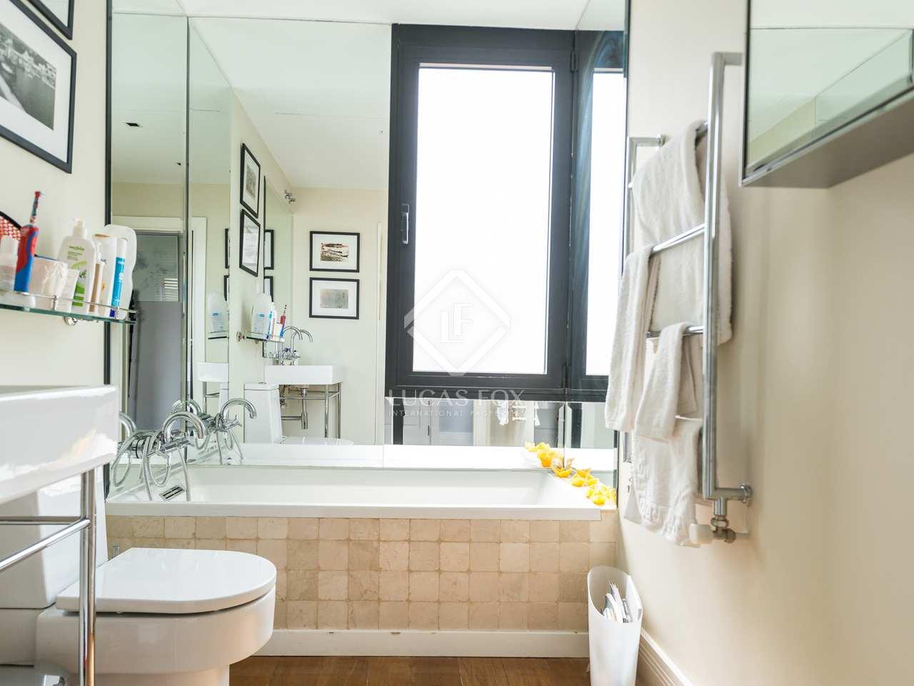 208m wohnung zum verkauf in el viso madrid. Black Bedroom Furniture Sets. Home Design Ideas