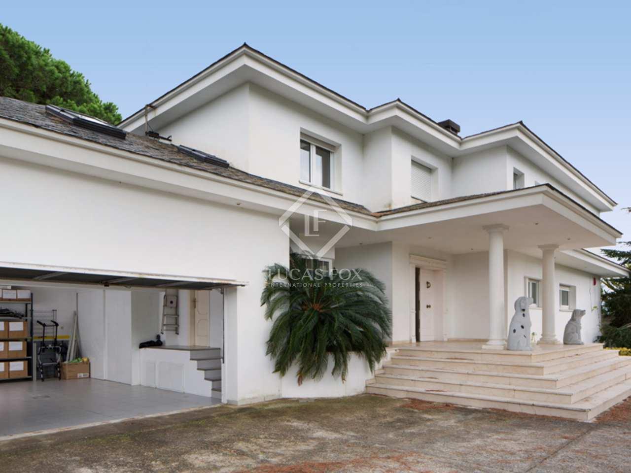 Villa bien construida en venta en arenys de munt en la - Casa arenys de munt ...