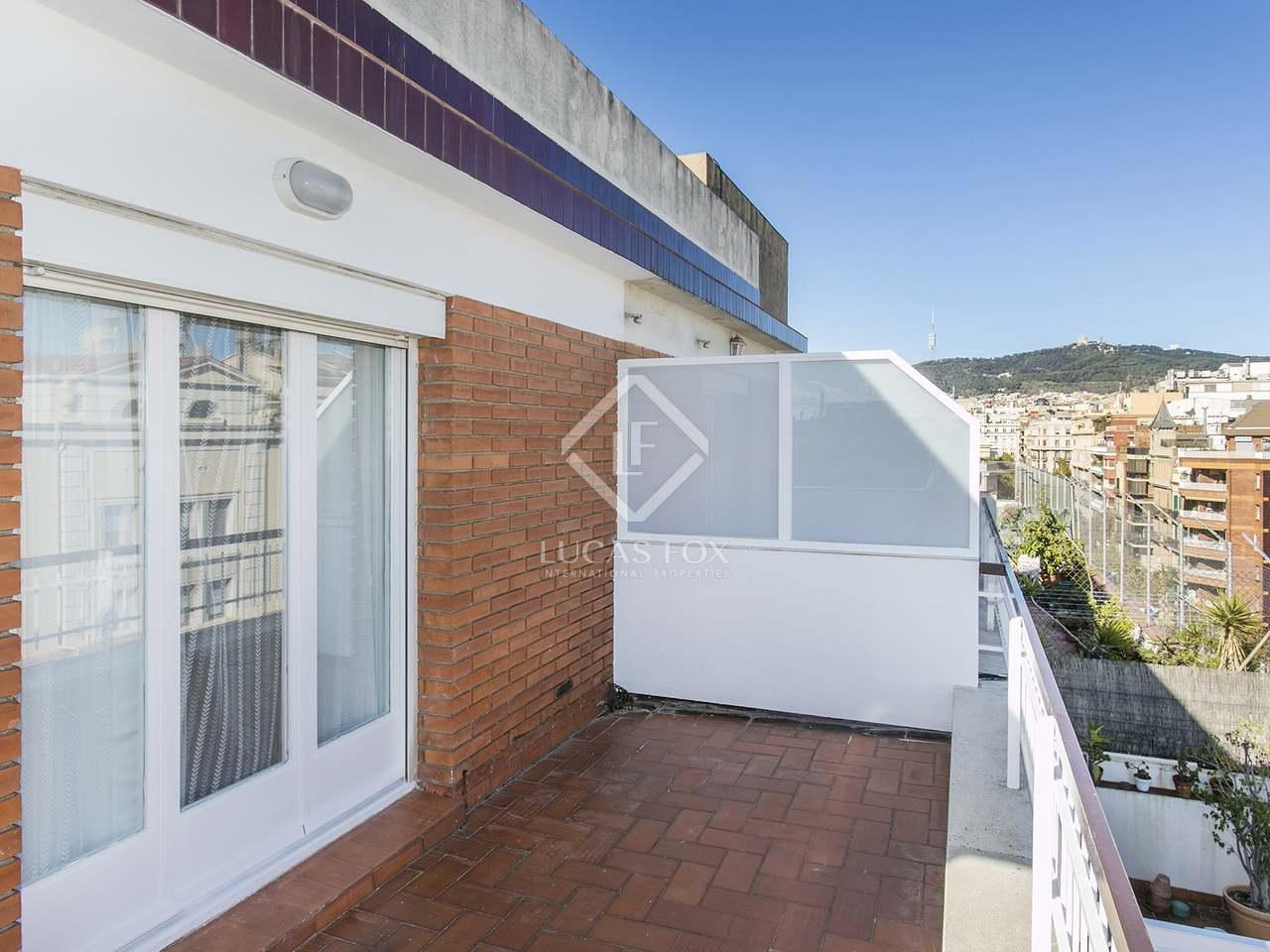 Tico de 75m con terrazas en alquiler en eixample izquierdo for Terrazas 1280 a