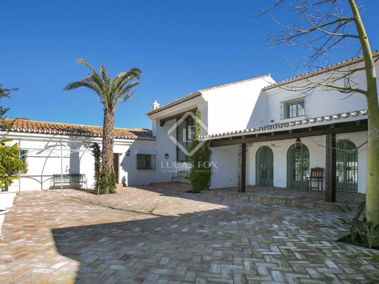 Casa de lujo en venta en la mairena marbella - Casas de lujo en marbella ...
