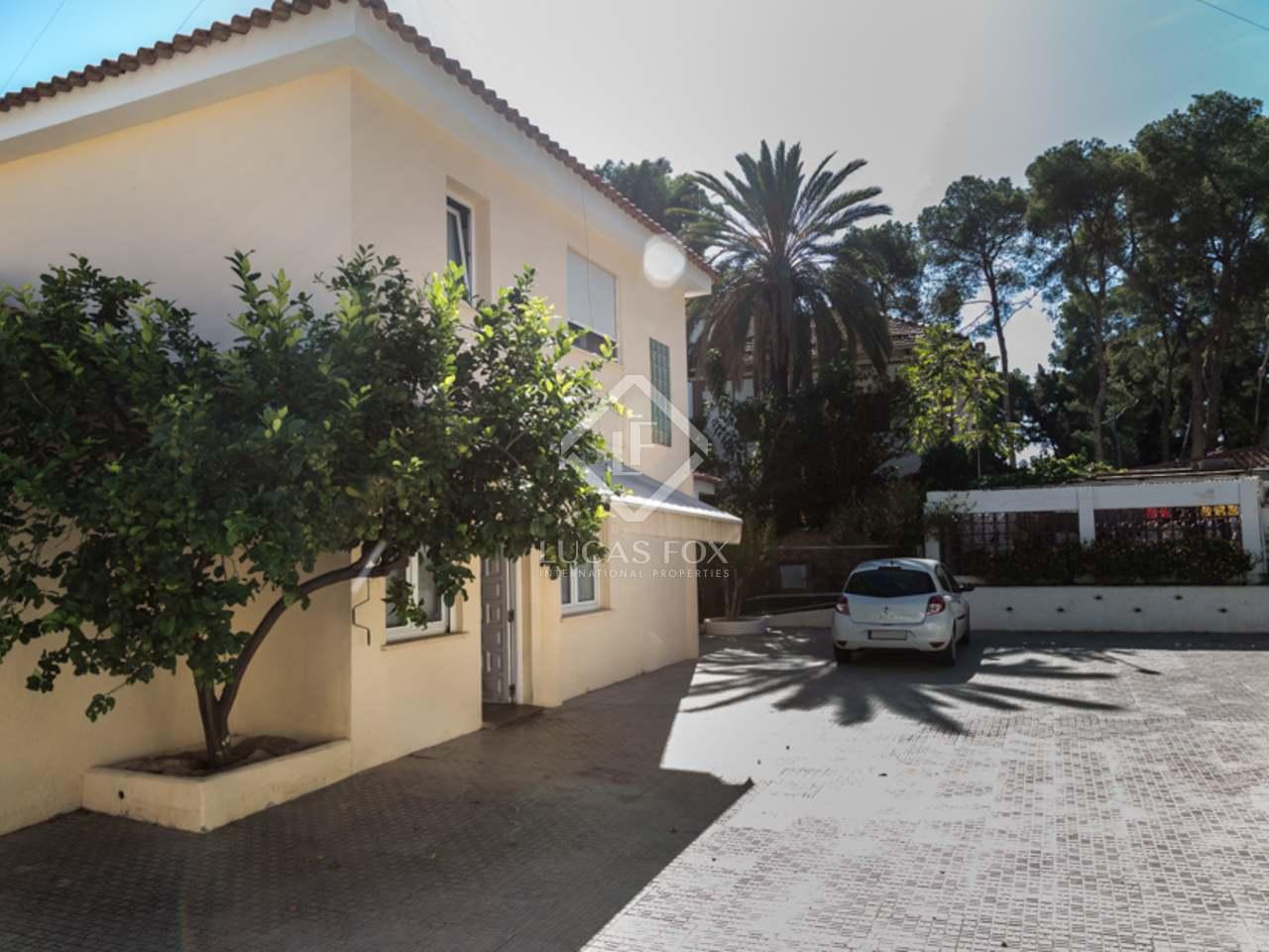 Villa for sale in godella 10 minutes from valencia for Villas valencia