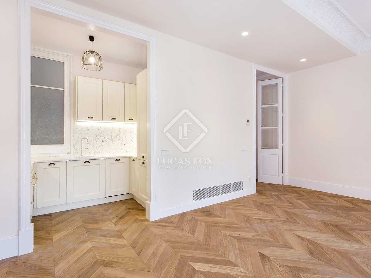 Apartamento de 105m en venta en eixample derecho barcelona - Fincas balmes ...