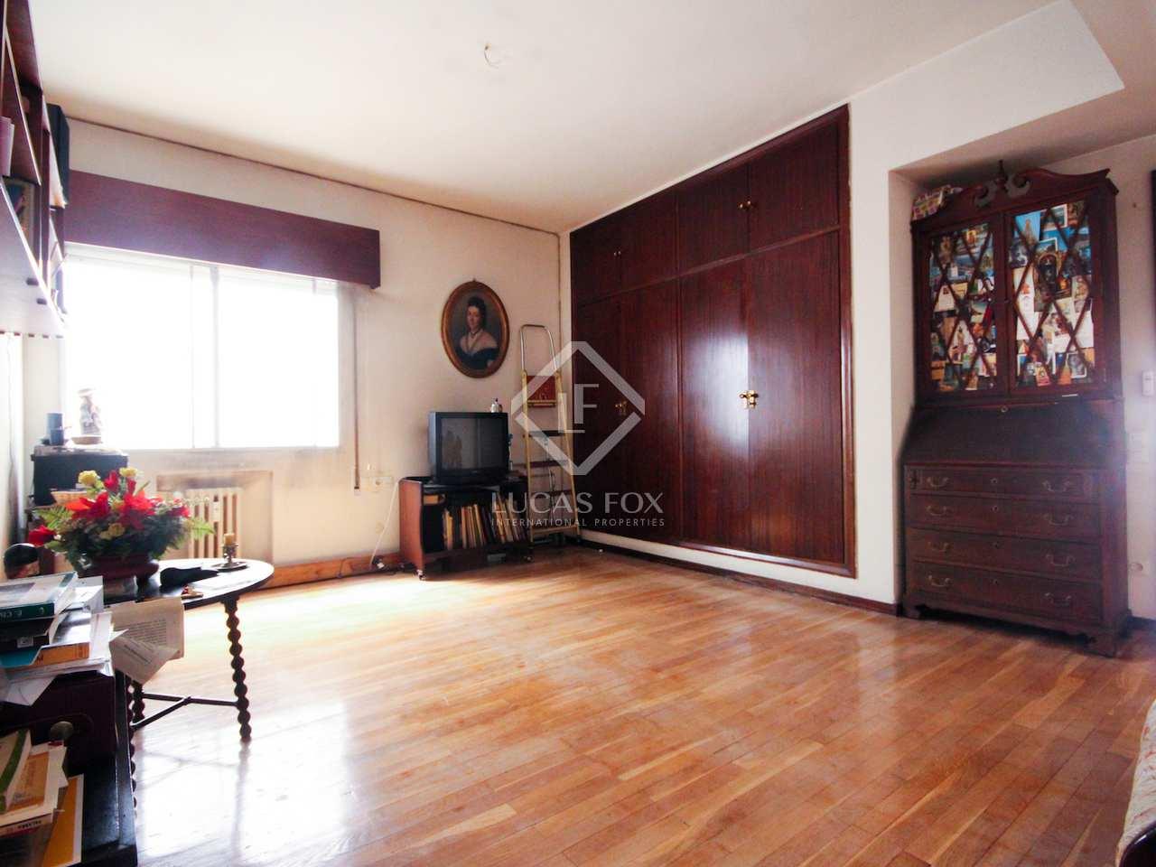 187m wohnung zum verkauf in recoletos madrid. Black Bedroom Furniture Sets. Home Design Ideas
