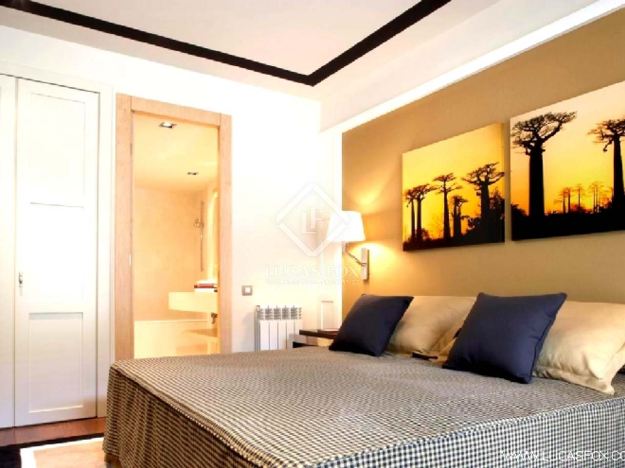 Apartment for rent in pedralbes - Zona alta barcelona ...