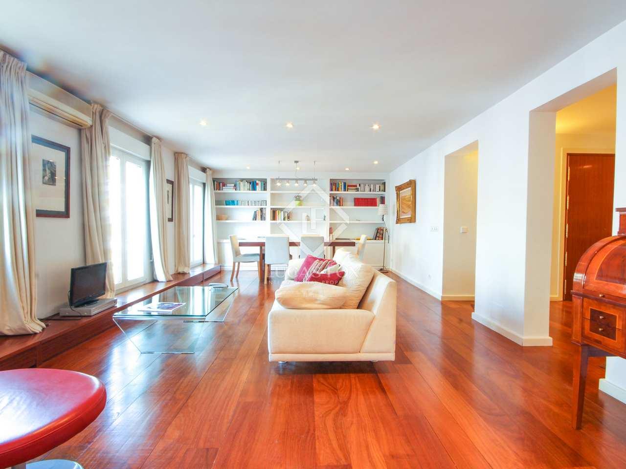 Piso de 105 m en alquiler en goya madrid - Alquiler piso barrio salamanca ...