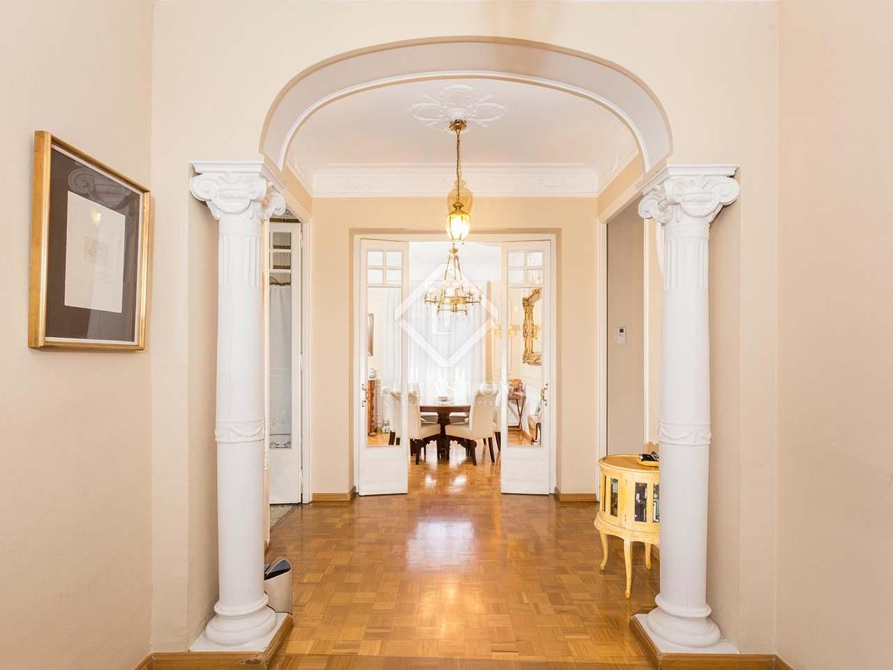 Appartement de 192m a vendre eixample droite barcelone - Appartements a vendre a barcelone ...
