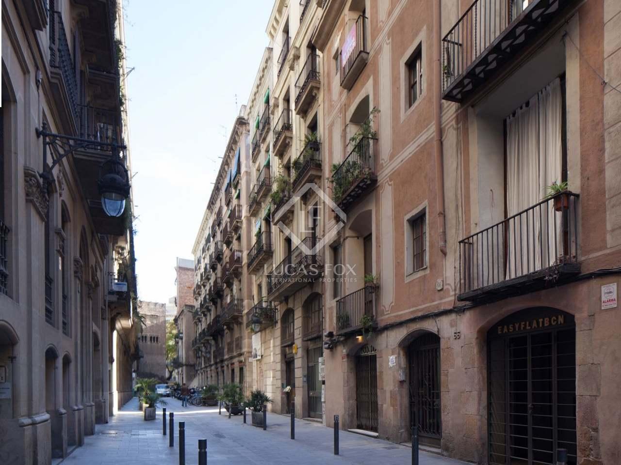 Tico en venta en el born en el casco antiguo de barcelona - Casco antiguo de barcelona ...
