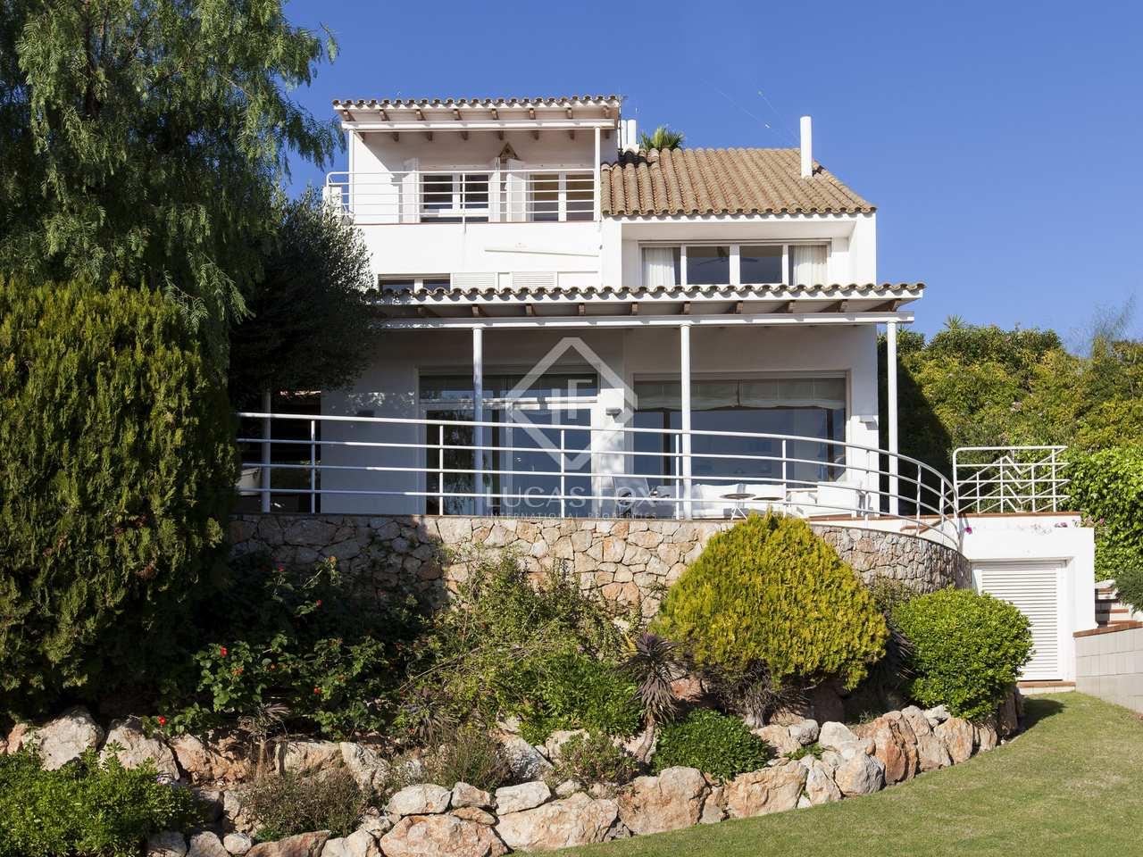 maison villa de 271m a vendre vallpineda barcelone. Black Bedroom Furniture Sets. Home Design Ideas