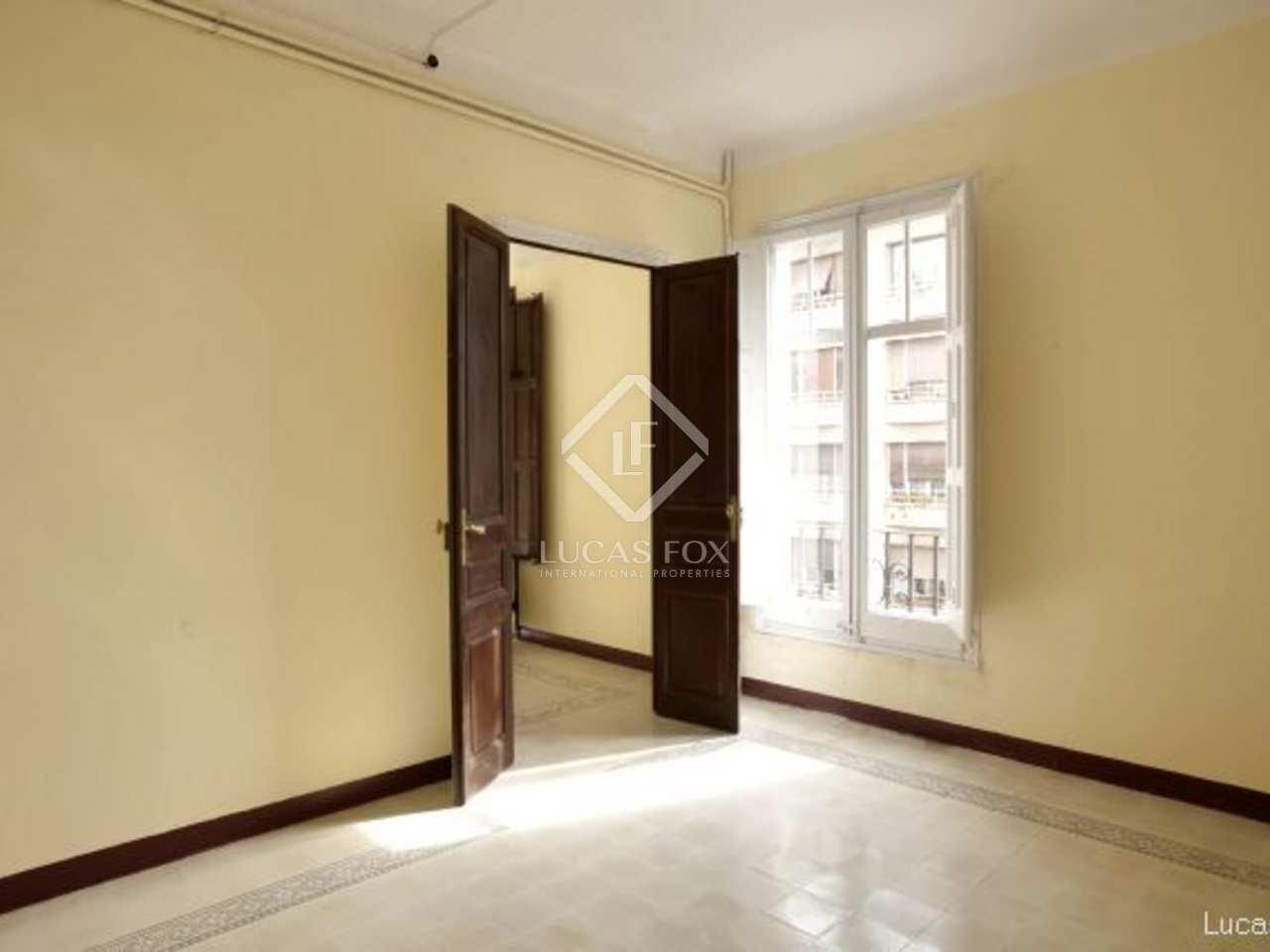 Apartment for sale on paseo san gervasi barcelona zona alta - Zona alta barcelona ...