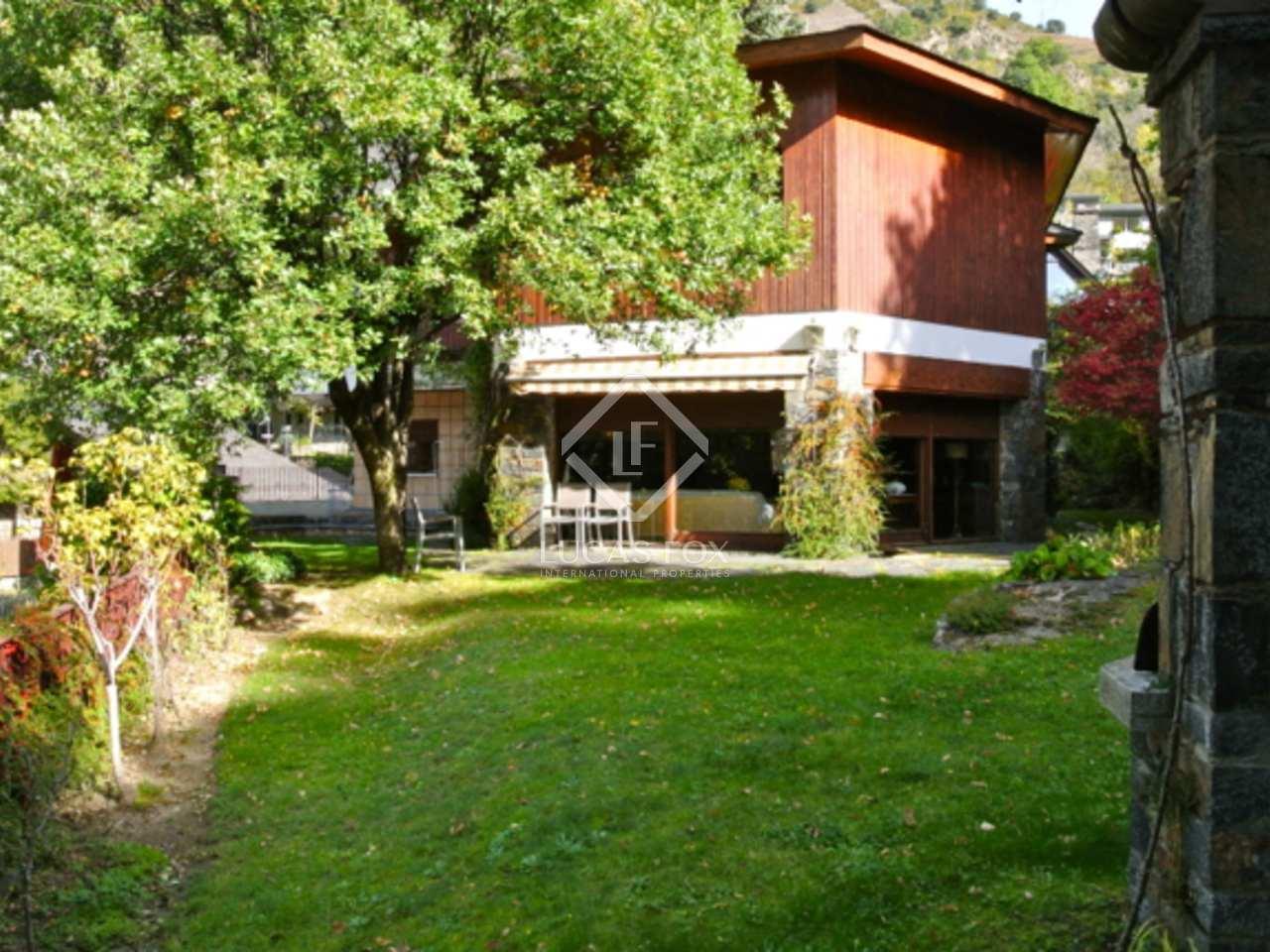560m haus villa zum verkauf in andorra la vella andorra for Verkauf haus