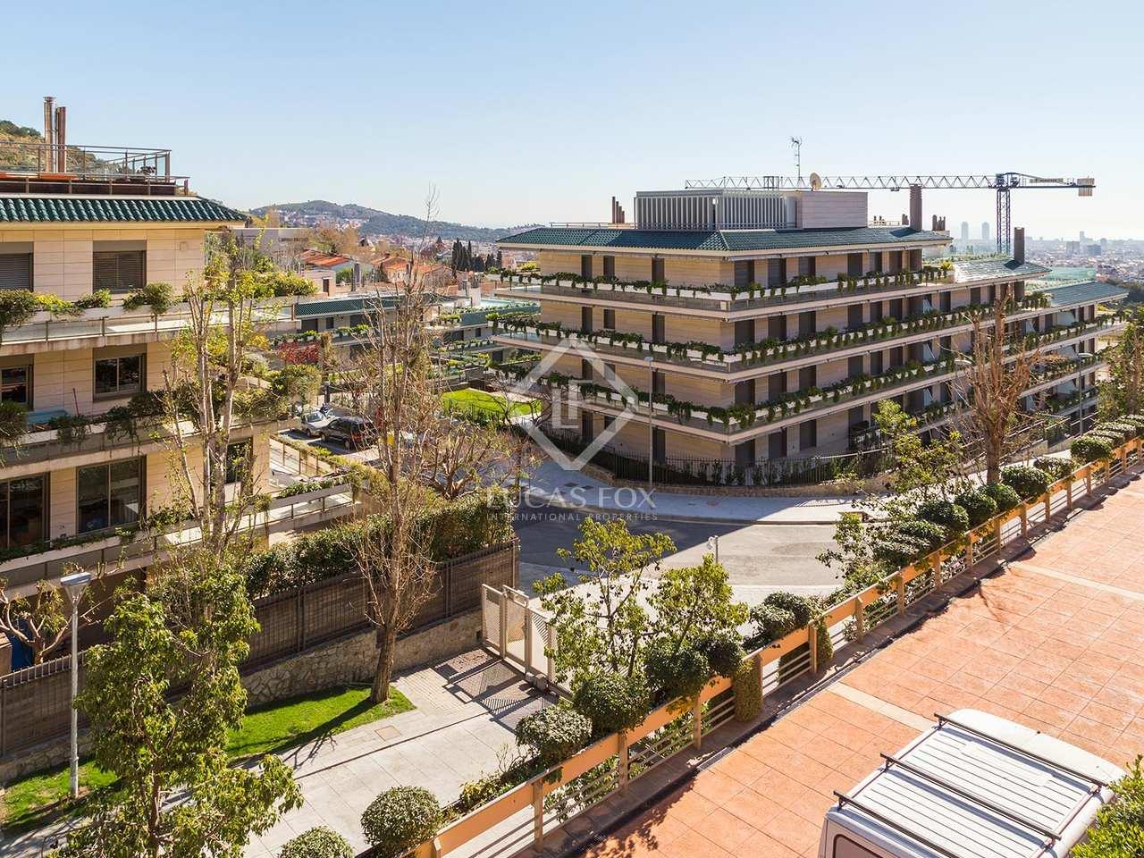 Casa en alquiler en la zona alta de barcelona for Casa alquiler barcelona jardin