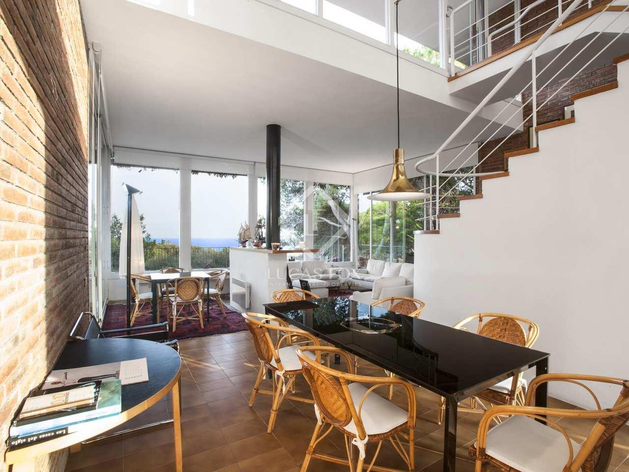 Casa de 5 dormitorios en venta en cabrera de mar - Piscina cabrera de mar ...