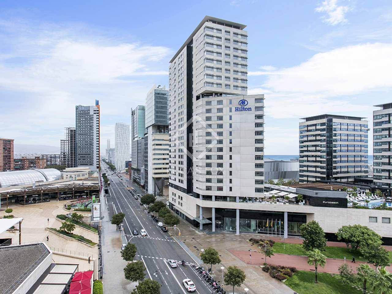 Appartement de 106m a vendre diagonal mar avec 14m for Piscine w barcelone