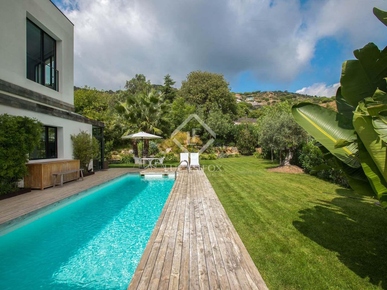 Villa de 495 m en venta en tiana maresme - Casa jardin badalona ...