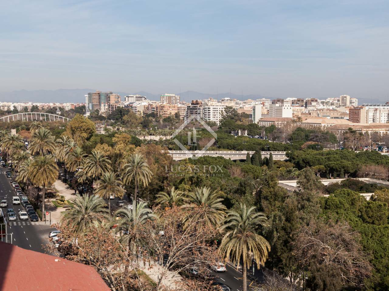 Renovated top floor property for sale in valencia centre for 22 river terrace for sale