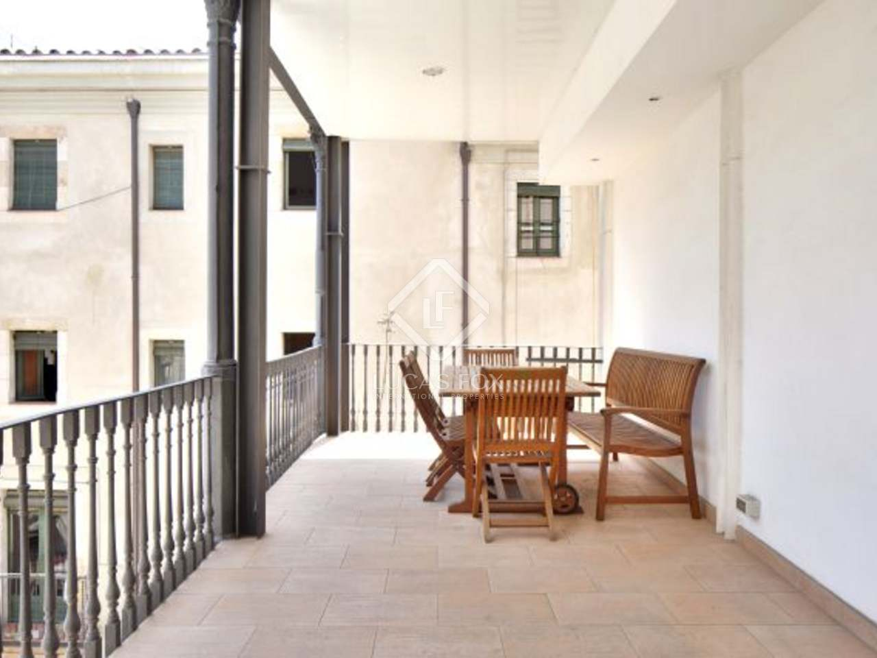 Appartement en vente dans le quartier gothique de barcelone - Appartement vente barcelone ...