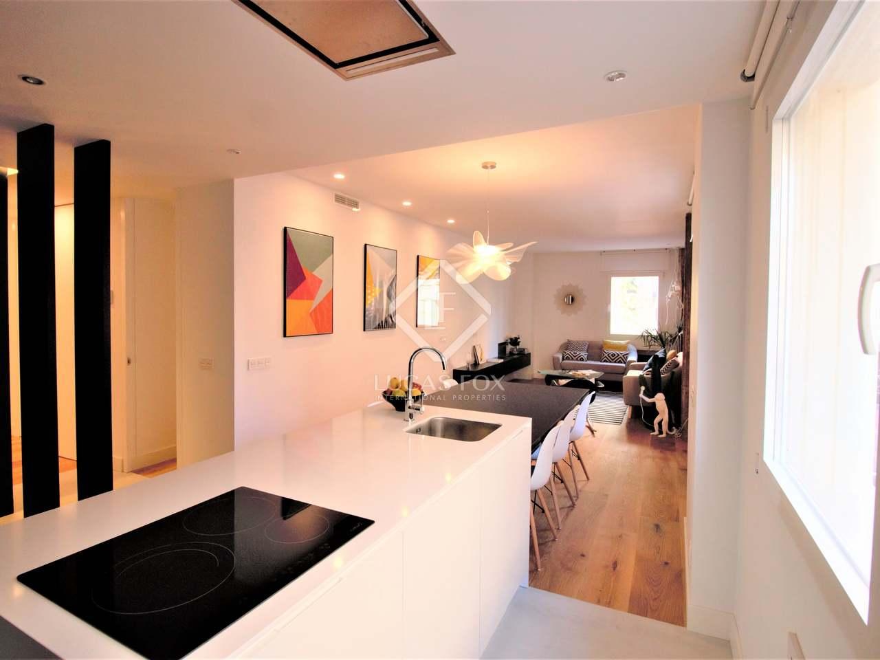 95m wohnung zum verkauf in trafalgar madrid. Black Bedroom Furniture Sets. Home Design Ideas