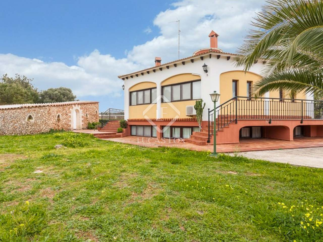 450m landhaus zum verkauf in menorca spanien. Black Bedroom Furniture Sets. Home Design Ideas
