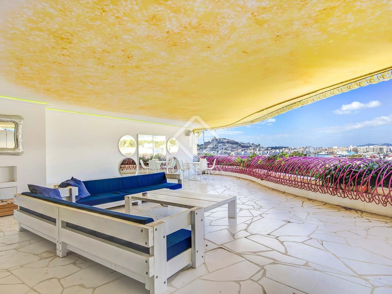 3 Bedroom Apartment For Sale In Marina Botafoch Ibiza