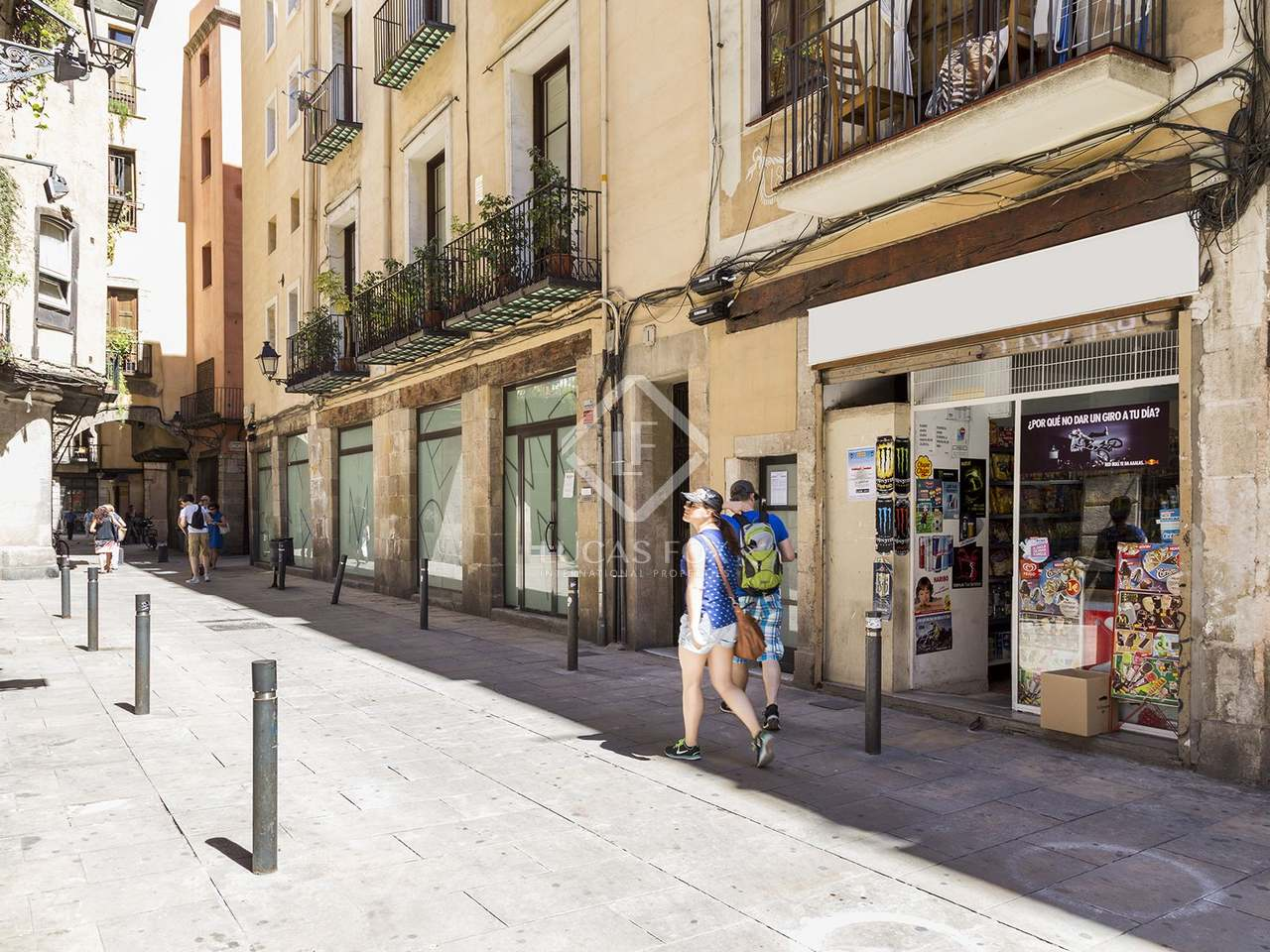 Apartamento de dise o en venta en el casco antiguo de - Casco antiguo de barcelona ...