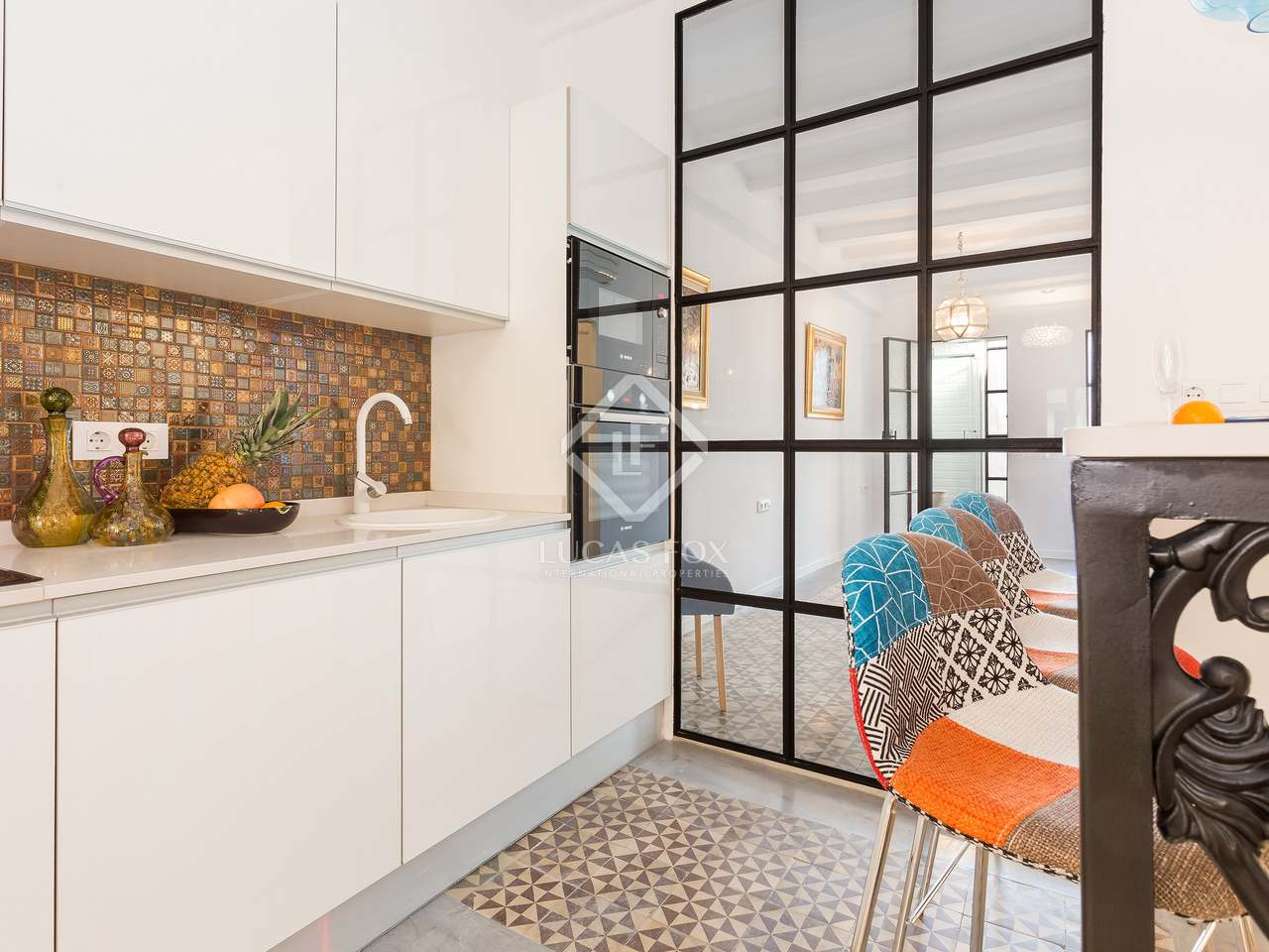 Appartement de 82m a vendre g tico barcelone for Appartement avec piscine barcelone
